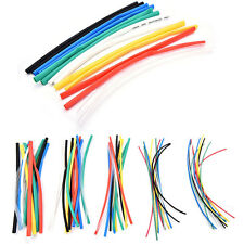 70Pcs Assortment 2:1 Heat Shrink Tubing Tube Sleeving Wrap Wire Cable Kit