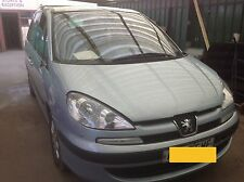 PEUGEOT 807 O/S FRONT SIDE LAMP BREAKING PARTS