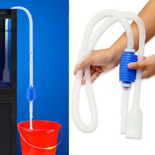 Aquarium Fish Tank Cleaning Vaccum Water Change Gravel Sand Cleaner Siphon Pump