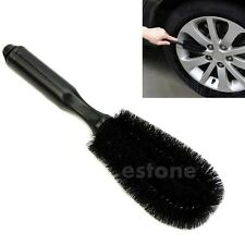Car Vehicle Motorcycle Wheel Tire Rim Scrub Brush Washing Cleaning Tool Cleaner