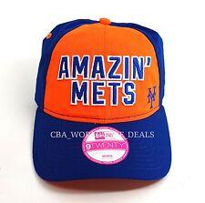 Victoria's Secret PINK New Era 9TWENTY Adjustable Cap Hat - AMAZIN' METS
