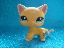 ORIGINAL Littlest Pet Shop  Short Hair Cat  #2194 Shipping with Polish