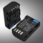 2x1860mAh Battery for Panasonic DMW-BLF19E DMC-GH3A GH3H GH3GK DMC-GH4 GH4 GH4K