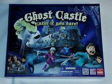 GHOST CASTLE Enter If You Dare, 3D Board Game, Goliath, 2012, INCOMPLETE!