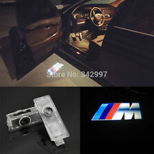 2x LED Door Courtesy Laser Projector Light For BMW E63 E93 E90 E92 M3 M5 M6