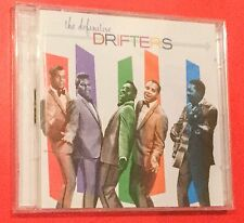 SUPERB DOUBLE CD ALBUM THE DEFINITIVE DRIFTERS1953 to1976 INC BEN E KING INGROUP