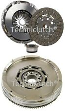 LUK DUAL MASS FLYWHEEL DMF AND COMPLETE CLUTCH KIT FOR TOYOTA RAV 4 2.2 D-4D 4WD