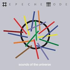 Depeche Mode - Sounds Of The Universe (2LP Vinyle) 2017 Réédition