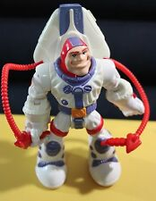 1998 FISHER PRICE RESCUE HERO ACTION FIGURE WITH PACK ASTRONAUT ROGER HOUSTON