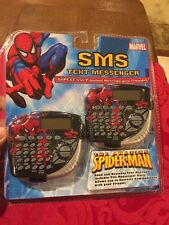NEW The Amazing Spider Man SMS Text Messenger Wireless