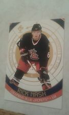 2002-03 Private Stock Reserve Moments in Time Rick Nash Card 2 RC yR BV $15