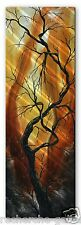 Megan Duncanson Striving to be the Best Abstract Metal Wall Art Sculpture