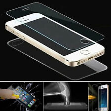 100% Genuine Tempered Glass screen protector For iPhone 5s 5 Front and Back