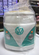 Volkswagen VW Toaster Blue BOX Original Mini bus Le NEW in Box Free Shipping
