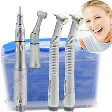 2 high speed handpiece+ low speed dental handpiece kit 2 Hole fit NSK turbine