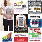 1000 X EAN Barcode UPC Codes Valid GS1 ebay Amazon | 100% Works Best Seller Ean