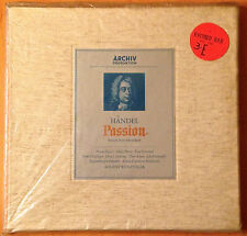 ARCHIV HANDEL PASSION AFTER BROOKES STADER 198418/20 LINEN BOX ED1 SEALED
