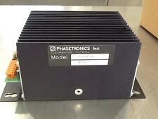 New Phasetronics P1050-50 Power Control System