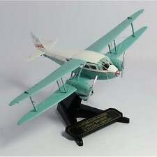 Oxford Diecast Aviation DH Dragon Rapide G-AHAG Scillonia Airways - 72DR012