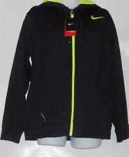 Nike Men's Therma-Fit Knockout Full Zip Hoodie Jacket Blue Large (L) 465786 NWT