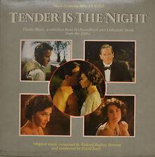 """OST -SOUNDTRACK - TENDER IS THE NIGHT - RICHARD RODNEY BENNETT 12""""  LP (M935)"""
