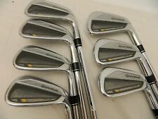 New CUSTOM Taylormade RocketBladez Tour Iron set 4-PW Project X 5.5 Steel Irons