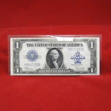 25 Museum Grade Archival Mylar Currency Sleeves for Large Currency MG450
