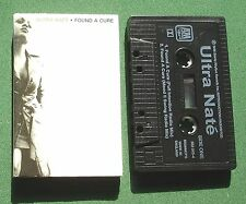 Ultra Nate Found A Cure (4 Mixes) Cassette Tape Single - TESTED