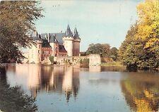 BT7829 Le chateau de sully sur loire se refletant dans la sange        France