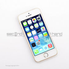 Apple iPhone 5S 16GB Gold Factory Unlocked SIM FREE Good Condition  Smartphone