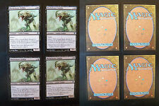 4x Blackcleave Goblin - Scars of Mirrodin
