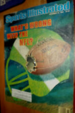 Vintage NOVEMBER 12, 1984 SPORTS ILLUSTRATED What's Wrong with the NFL?