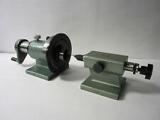 5C Spin Index Fixture with tailstock