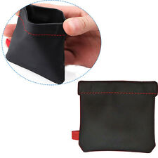 PU Leather Replacement Carrying Pouch Case Bag For Headphone Earphone