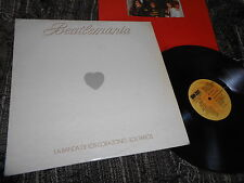 LA BANDA DE LOS CORAZONES SOLITARIOS Beatlemania LP 1981 Belter BEATLES SPAIN