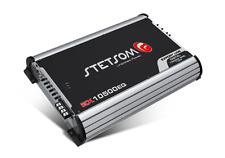 Stetsom EX 10500 EQ - Amplificatore MONO 10500 WATT RMS 1 ohm HIFI CAR SPL AUTO