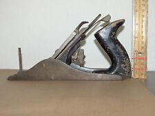 "Stanley Handyman H1204 ~ Wood Plane Carpenter Planer Hand Tool ~ 9-3/4"" x 2-3/8"""