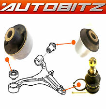 FITS Honda Civic 2001-2006 Frontal Inferior Wishbone Brazo Bushs & balljoint Kit 3 Pces