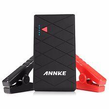 ANNKE 10000mAh 12V Car Jump Starter Pack Booster Charger Battery Mini Power Bank