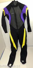 ~~EXCITING!!~~ Xcel Women's Hawaii Xpedition Tri-Density Full Wetsuit Sz 8 #1213