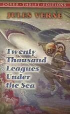Twenty Thousand Leagues Under the Sea (Dover Thrift Editions), Jules Verne, New