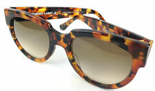 Sunglasses THIERRY LASRY Hand Made France VELVETY Tortoise Brown Celebrity Style