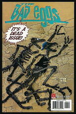 THE BAD EGGS  IT'S A DEAD ISSUE!  US ARMADA COMIC VOL.1  # 4of4/'96