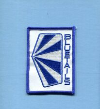 VAW-121 BLUETAILS AIRCRAFT TAIL US NAVY GRUMMAN E-2 HAWKEYE Squadron Patch