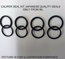 FRONT CALIPER SEAL KIT FOR Yamaha XV 1700 Road Star Warrior 5PXA 2004 - 2005