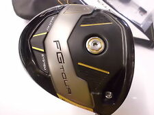 NEW BUT SHOP SOILED WILSON FG TOUR, 10 .5' & ADJUSTABLE, REG SHAFT INC HEADCOVER