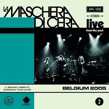 LA MASCHERA DI CERA Live from the past vol.2 Belgium 2005 CD ita.prog.