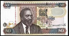 Kenia / Kenya 50 Shilingi 2006 Pick 47b