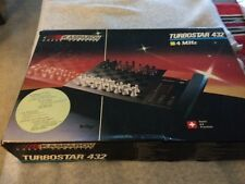 Kasparov Turbostar 432 Electronic Chess Computer Set