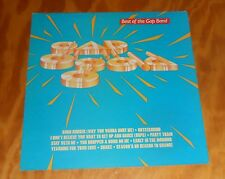 Gap Gold Best of The Gap Band Poster Flat Square Promo 12x12 R&B RARE